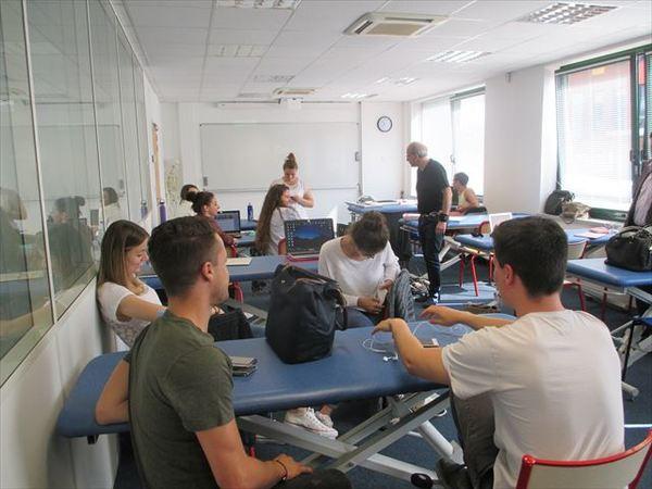 卒業試験 in Lyon