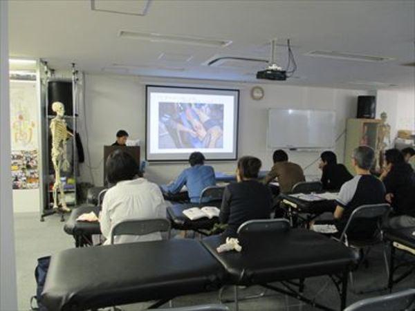 4期生2回 触診解剖 2020年1月17日~20日